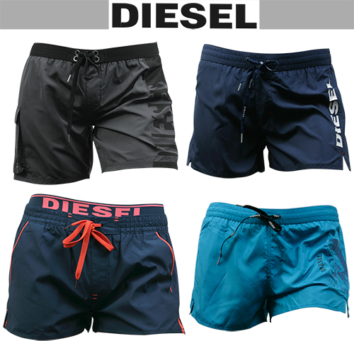 diesel swim shorts board shorts schwimmhose gr s m l xl xxl. Black Bedroom Furniture Sets. Home Design Ideas